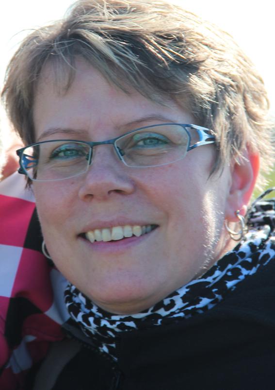 Heike Wagener, Heilpädagogin, Integrationshilfe Igelgruppe