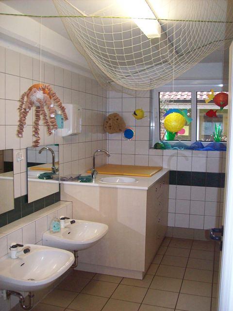 Waschraum Zwerge